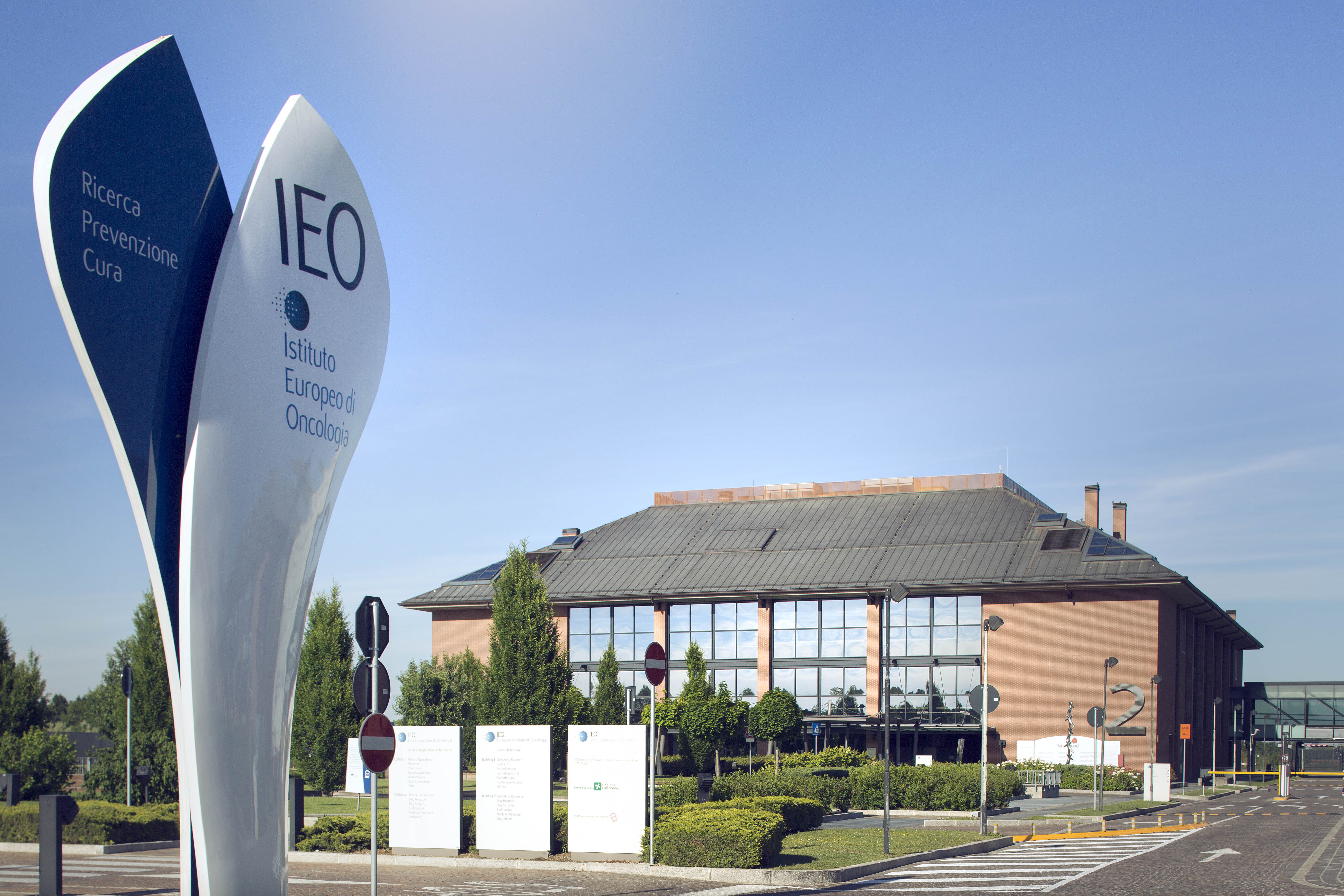IEO headquarters